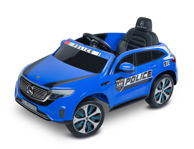 Laste elektriline sõiduk  MERCEDES BENZ EQC ..