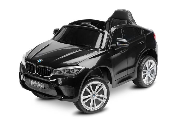 TOYZ ELEKTRILINE SÕIDUK BMW X6 MUST