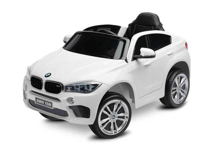 TOYZ ELEKTRILINE SÕIDUK  BMW X6 VALGE