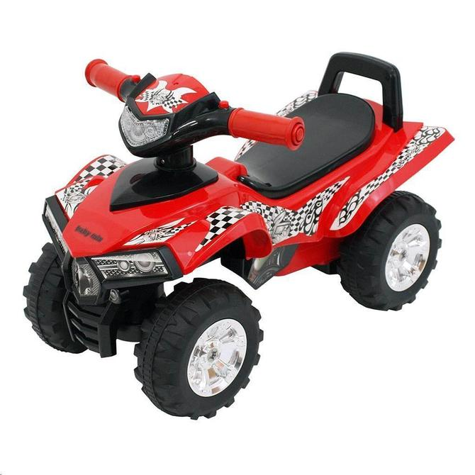 12932/551 PUNANE HELIDEGA ATV QUAD RIDER